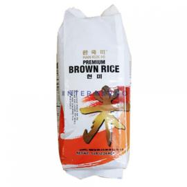Brown Rice Han Kuk Mi 한국미 현미 2.2kg