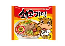 Sogoki Ramen 삼양 쇠고기면 120g 1봉지