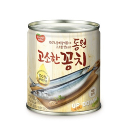 DONGWON Mackerel Pike-Can 고소한꽁치 300g