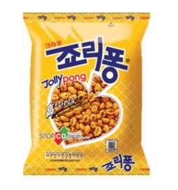 크라운 죠리퐁 / JORIPONG 74G (큰 봉지)