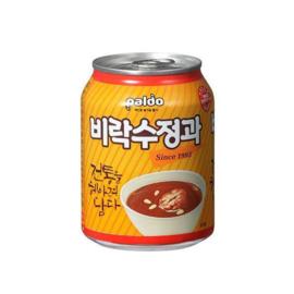 CINNAMON PUNCH-CAN 비락 수정과 캔 238ml