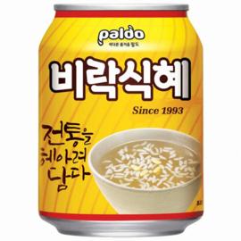 Rice-Punch Can 팔도 비락식혜 238ml