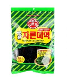오뚜기 옛날 자른미역 50g / Ottogi Dried Cut Seaweed