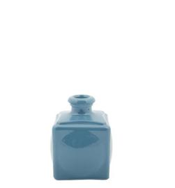 Vase Grasse faded blue