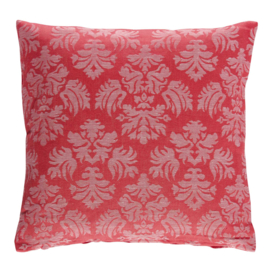 Kussenhoes Medici Coral Red 40 x 40