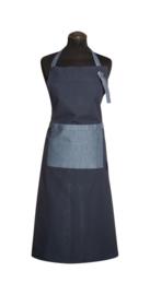 Keukenschort Culinaria Dark Blue Jeans
