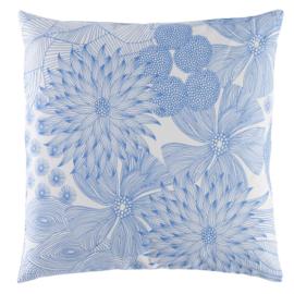 Kussenhoes Giardino Ocean Blue  50x50