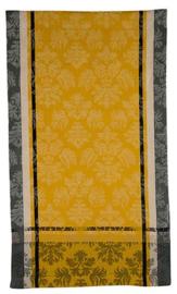 Tafelloper Pucci Acacia-Graphit 45x150