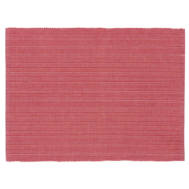 Placemat Biscaya Coral Red