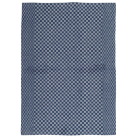 Theedoek Montana Blue 50x70 cm