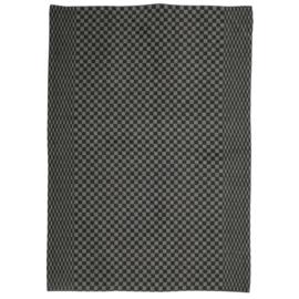 Theedoek Montana Black 50 x 70 cm