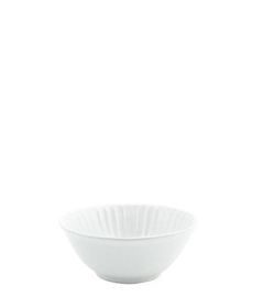 Cereal Bowl Barcelona old white