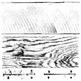 IOD stempels Barnwood Planks