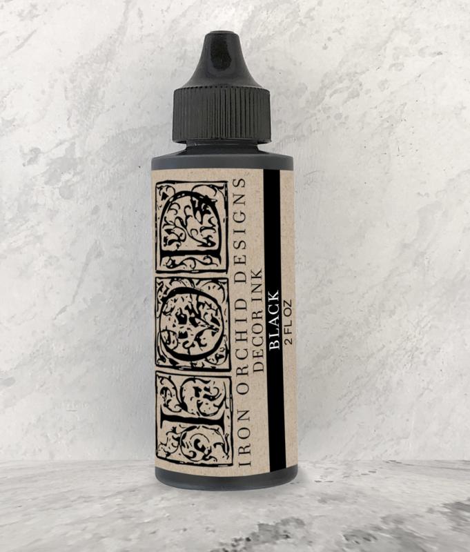 IOD Inkt Zwart