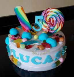 Lactosevrije taart
