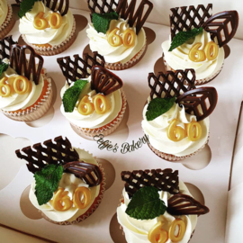 Cupcakes Deluxe