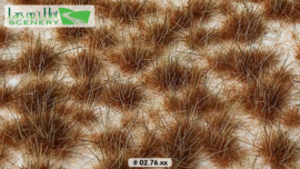 Grass tufts two tone - desert
