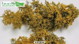Struikgewas herfst - geel blad