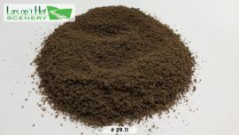 Turf - brown