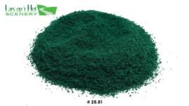 Turf naaldboom groen