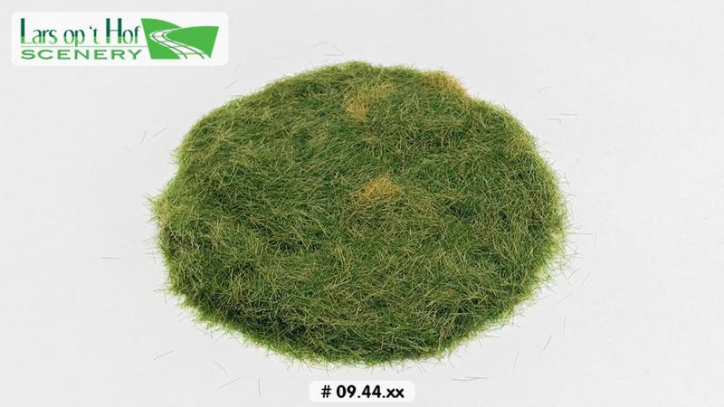 Static grass late summer - long