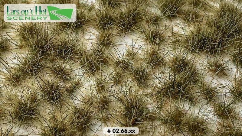 Graspollen herfst - tweekleurig