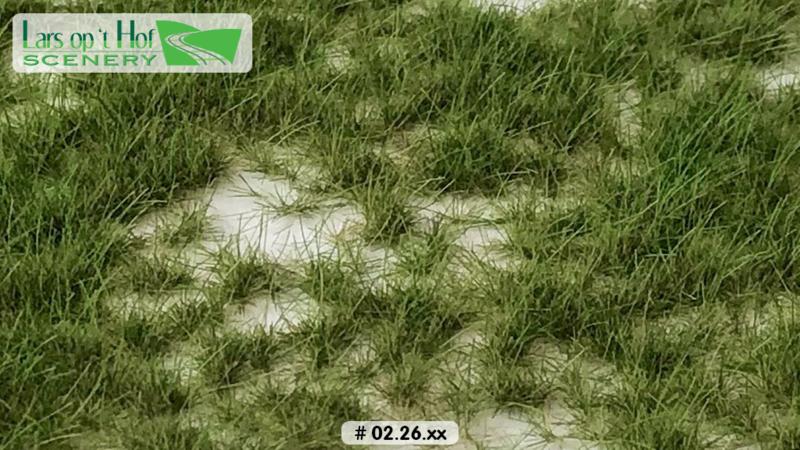 Graspollen lente - tweekleurig