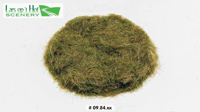 Static grass hay - long