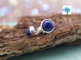 Lapis Lazuli - Oorbellen