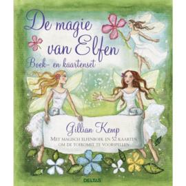 De magie van elfen - Boek en kaartenset