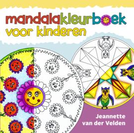 Mandalakleurboek voor kinderen - Jeannette van der Velden