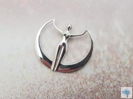 Astra Godin - Sterling Zilveren hanger