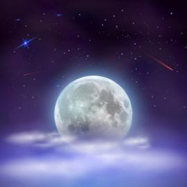 Edelstenen en De Maan