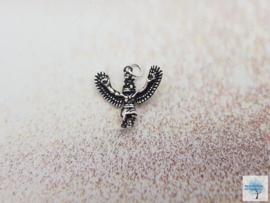 Eagle Dancer - Sterling Zilveren hanger