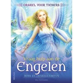 Vraag hulp aan de engelen - Boek en orakelkaarten