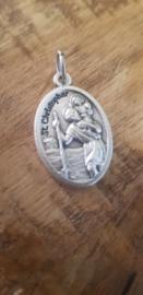 Medaille van Hlg. Christoffel - Reisbeschermer