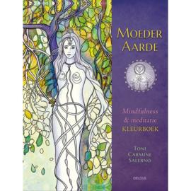 Moeder Aarde - Mindfullness & Meditatie kleurboek