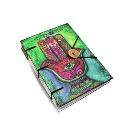 Hand van Fatima Journal - 17x12cm