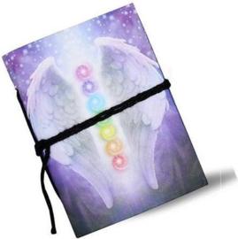 Chakra Angel Journal 7x12cm