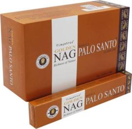 Golden ~ Nag Palo  Santo