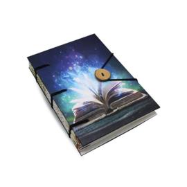 Magische Boek Journal - 17x12cm