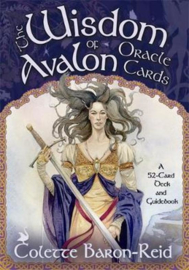 The Wisdom of Avalon Oracle Cards - Colette Baron-Reid