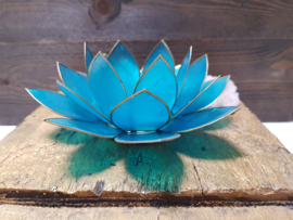 Lotusbloem Blauw³ -  Keelchakra