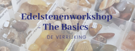 2019 - 11 januari - Edelstenenworkshop The Basics