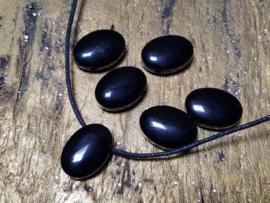 Zwarte Obsidiaan Hanger