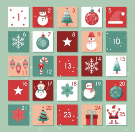 Pre order - Adventure Adventkalender