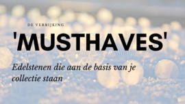 Gratis Ebook: 'Musthaves'