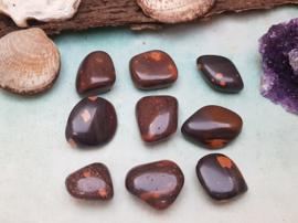 Gila Jaspis - Knuffelsteen L