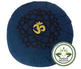 Meditatiekussen - Donkerblauw