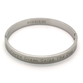 "Quote Armband ""Carpe Diem"""